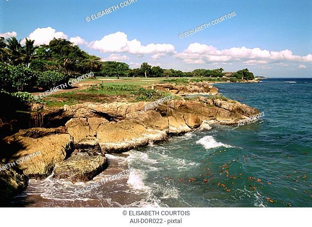 Dominican Republic - La Romana - Casa de Campo Golf