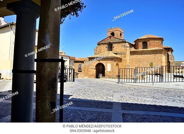 Church of San Miguel, Agreda, Soria, Spain