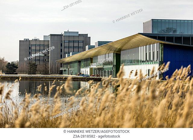 The High Tech Campus in Eindhoven, the Netherlands