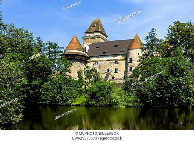 Heidenreichstein Castle, Austria, Lower Austria, Heidenreichstein