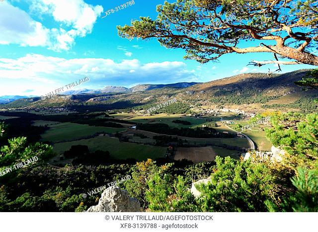 Prealpes d'Azur, Alpes Maritimes, 06, PACA, France
