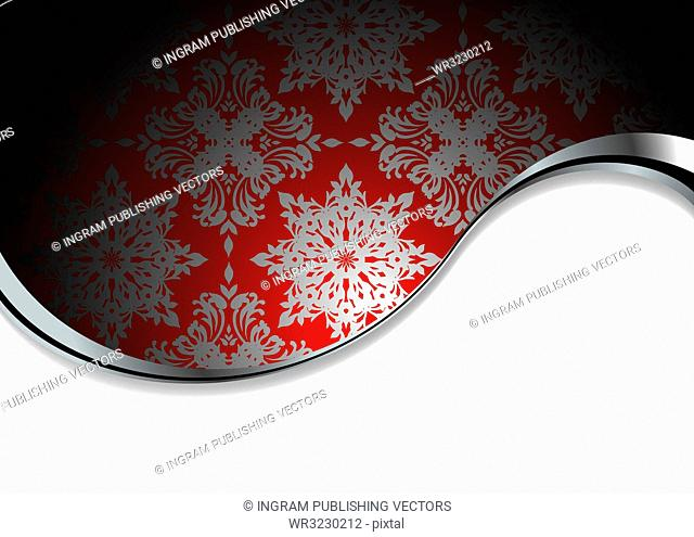 Wallpaper abstract background design with room for your own copy