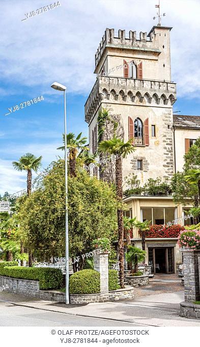 Hotel Castello Seeschloss, Ascona, Ticino, Switzerland