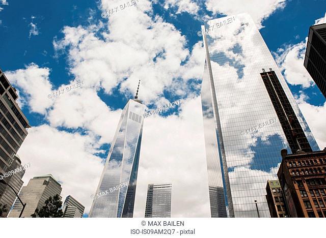 One World Trade Center, Lower Manhattan, New York, USA