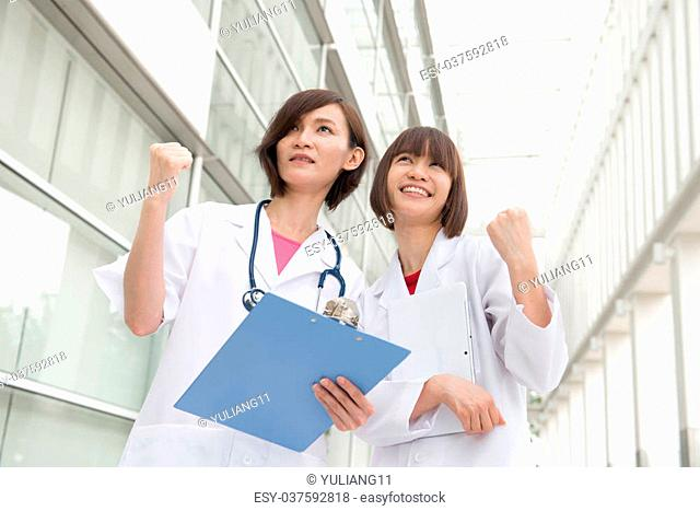 asian medical team success