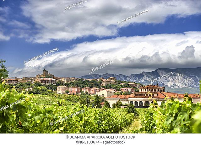 Laguardia. Rioja Alavesa. Alava province, Basque Country, Euskadi, Euskal Herria, Spain, Europe