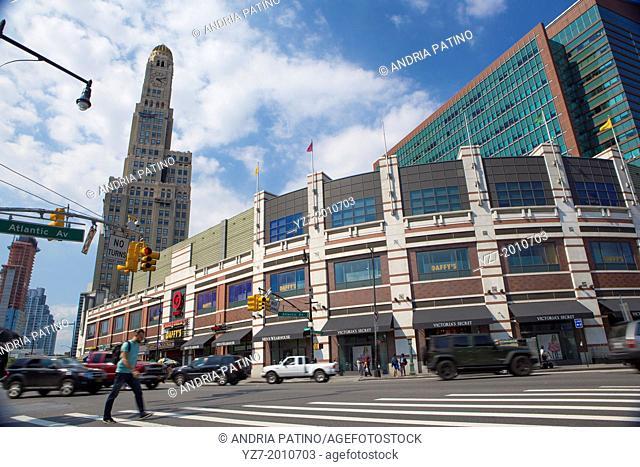 The Williamsburg Savings Bank Tower, Brooklyn, NY, USA