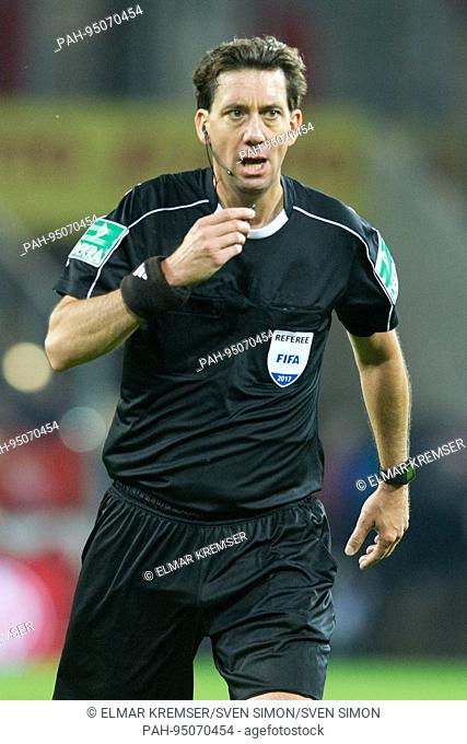 Schiedsrichter Manuel GRAEFE (Gr-fe), Fussball 1. Bundesliga, 5. Spieltag, FSV FSV Mainz 05 (MZ) - TSG 1899 Hoffenheim (1899) 2:3, am 20.09