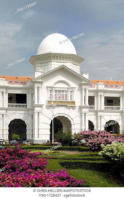 Ipoh Colonial Railway Station Building 1907 Ipoh Perak Malaysia