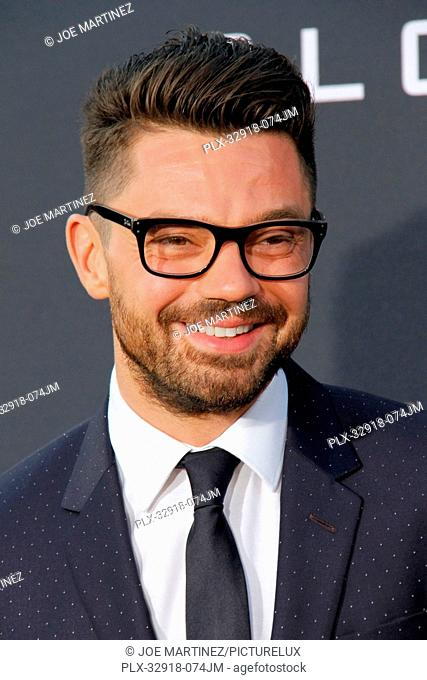 Dominic Cooper at the Legendary Pictures and Universal Pictures Premiere of Warcraft held at the TCL Chinese Theatre on Monday, June 6, 2016, in Los Angeles, CA