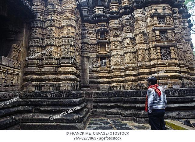 Bhoramdeo temple ( Chhattisgarh state, India)