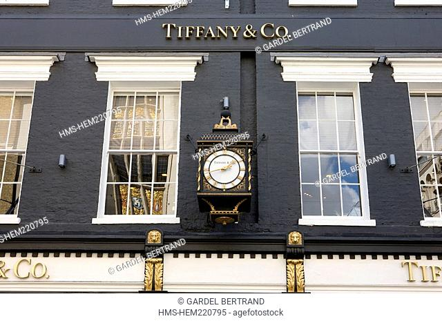 f35b4971268 Old bond street mayfair Stock Photos and Images