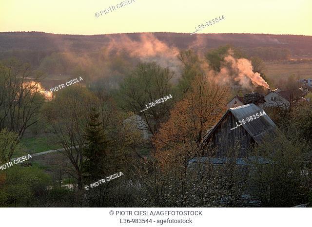 Poland, Podlasie region, eastern Poland