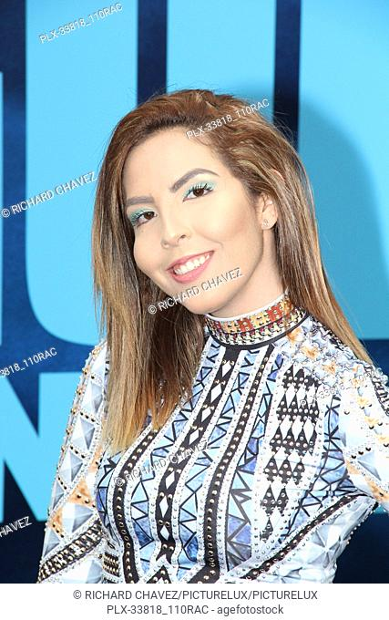 """La Pereztroica at the Warner Brothers Pictures World Premiere of """"""""Godzilla King Of The Monsters"""""""". Held at the TCL Chinese Theater in Hollywood, CA, May 18"""