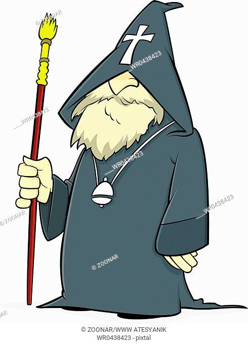 Gregorian Orthodox Priest