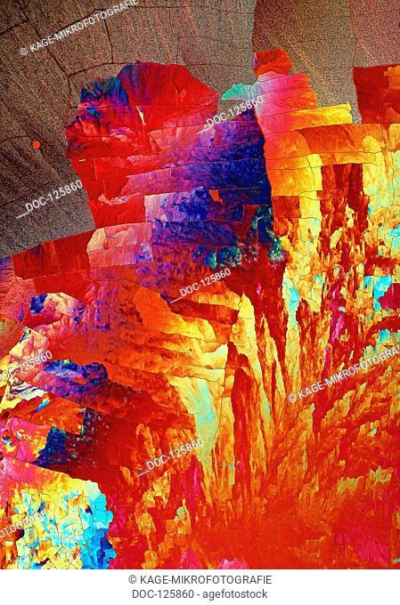 sulfur crystall