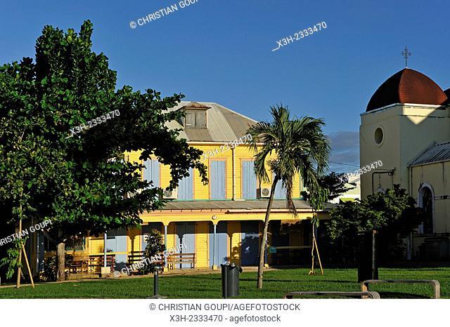 Port-Louis, Grande-Terre, Guadeloupe, overseas region of France, Leewards Islands, Lesser Antilles, Caribbean