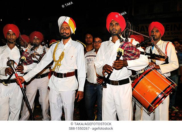 A night of Valmiki Jayanti festival at New Delhi