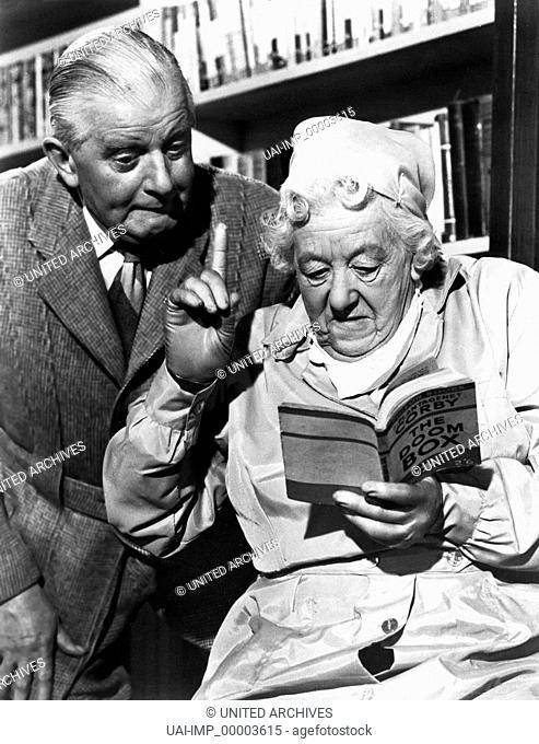 Miss Marple: Mörder Ahoi!, (MURDER AHOY) GB 1964, Regie: George Pollock, STRINGER DAVIS, MARGARET RUTHERFORD