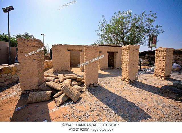 Heritage Village in Dubai, united arab emirates