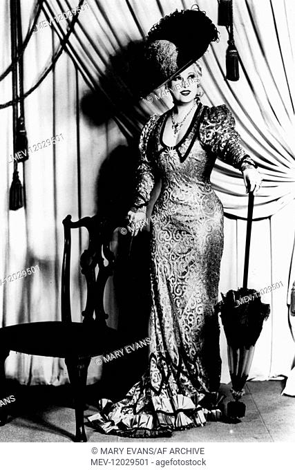 Mae West Characters: Lady Lou Film: She Done Him Wrong (1931) Director: Lowell Sherman 27 January 1933