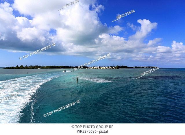Harbert Island Bahamas North America