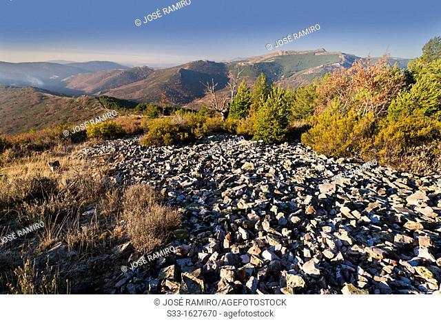 Sierra de la Puebla  Sierra Norte  Madrid  Spain
