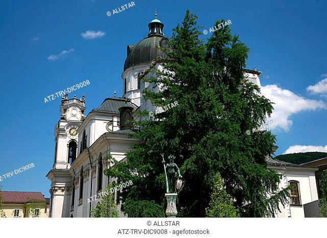 COLLEGIATE CHURCH (KOLLEGIENKIRCHE); SALZBURG, AUSTRIA; 28/06/2008