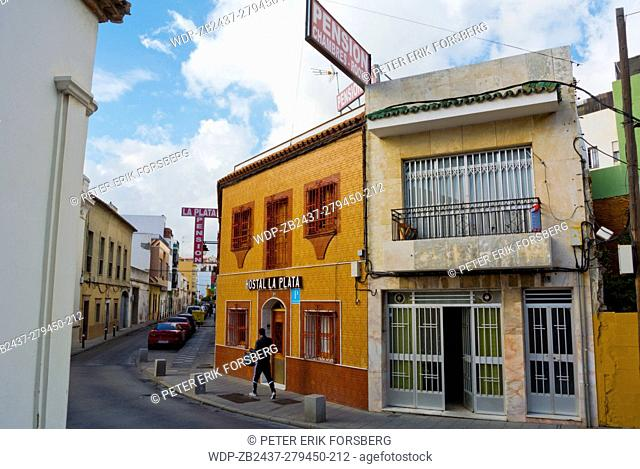 Hotels, Algeciras, Andalucia, Spain