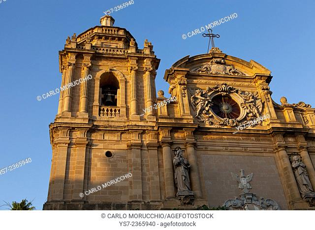 Santissimo Salvatore Cathedral, Mazara del Vallo, Sicily, Italy, Europe