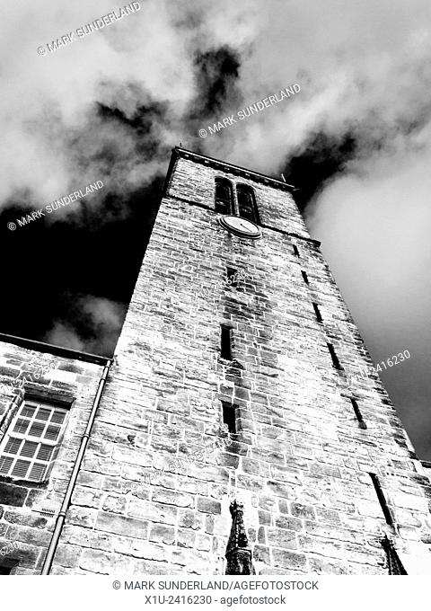 St Salvators University Chapel Tower St Andrews Fife Scotland