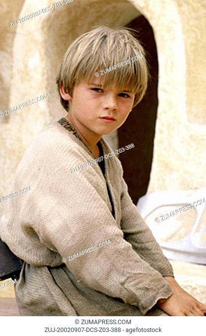 Sep 07, 2002; Hollywood, CA, USA; JAKE LLOYD stars as Anakin Skywalker in 'Star Wars: Episode I The Phantom Menace' Directed by GEORGE LUCAS