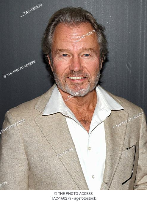 John Savage attends the 23rd Annual LA Art Show Opening Night Premiere Gala Benefiting St. Jude Children's Research Hospital on January 10