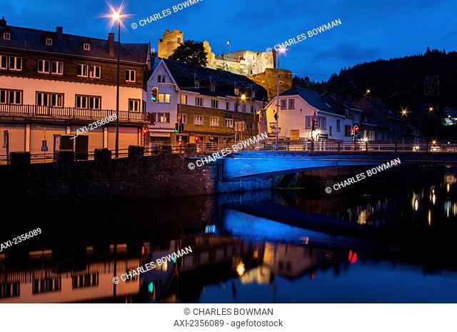 La Roche-en-Ardenne; Ardennes, Belgium