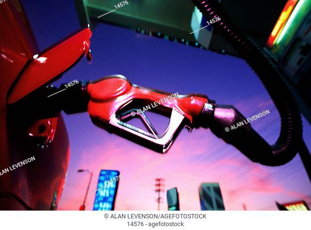 The big gas pump