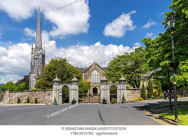St. Carthage Cathedral, Lismore, County Waterford, Ireland, Europe