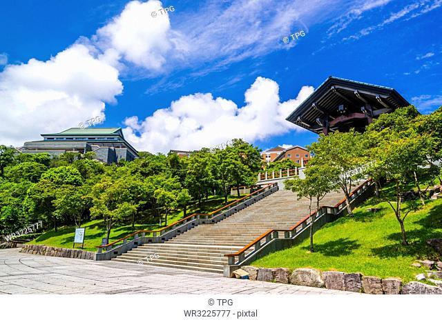Taiwan;New Taipei City;Jinshan District;Fagushan;Fagushan Guanyin Daochang