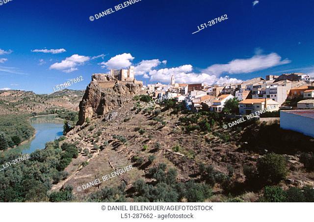 Cofrentes. Valencia province, Spain