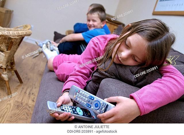Children control