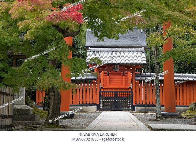 Asia, Japan, Nihon, Nippon, Kyoto, Ashikaga temple complex