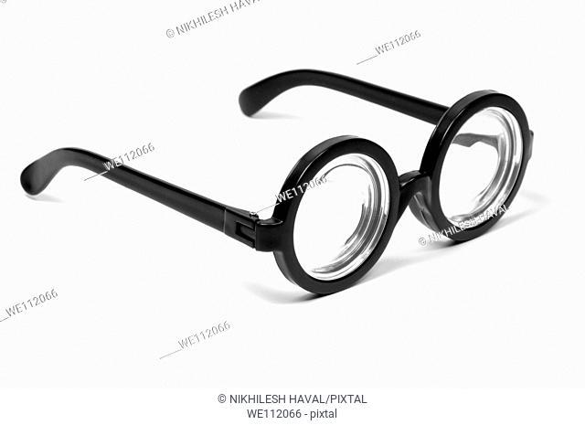Round nerd eye glasses