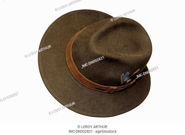 France, Brittany, Saint Malo, hat