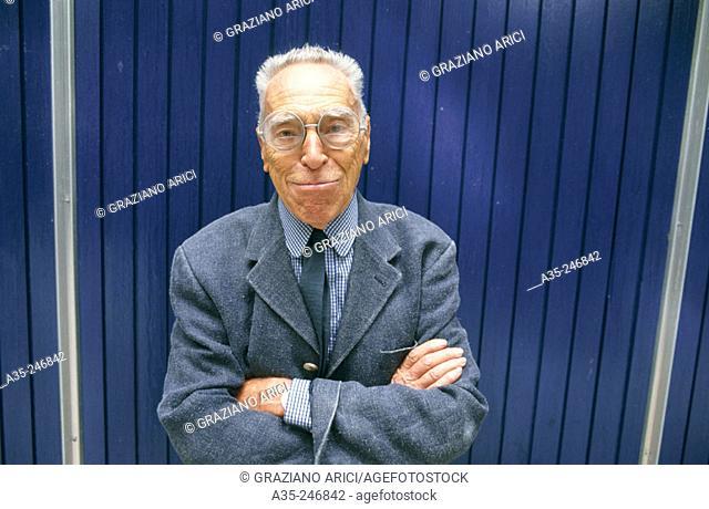 Achille Castiglioni, Italian architect