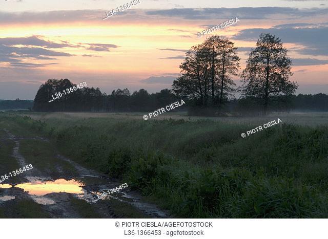 Eastern Poland  Podlasie region