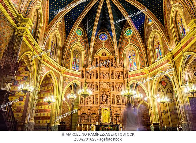 The church of San Pedro, Teruel, is a church of the fourteenth century belonging to the Mudejar architecture of Aragon, declared World Heritage Site