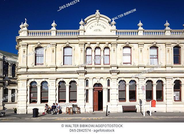 New Zealand, South Island, Otago, Oamaru, Victorian District, Tyne Street