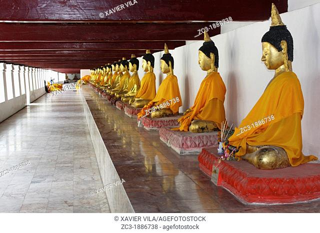 Wat Phra Mahathat Vihan is the most important temple of Nakhon Si Thammarat and southern Thailand It was constructed at the time of the founding of the town