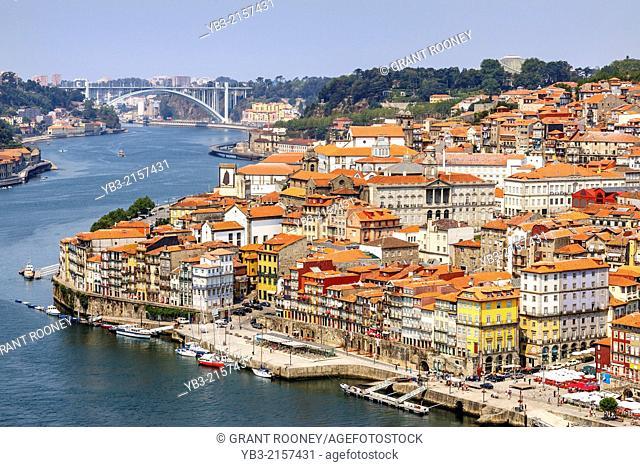 Ribeira Houses, Ribeira District, Porto, Portugal