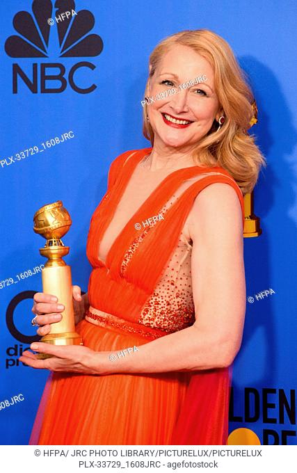 After winning the category of BEST PERFORMANCE BY AN ACTRESS IN A SUPPORTING ROLE IN A SERIES, LIMITED SERIES OR MOTION PICTURE MADE FOR TELEVISION for her role...