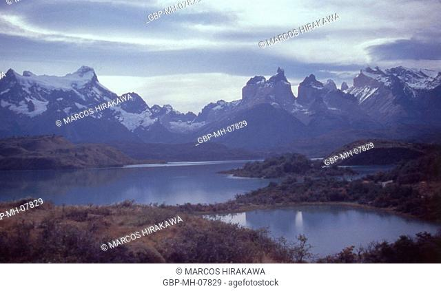 Torres del Paine National Park, Patagonia, Chile 1997